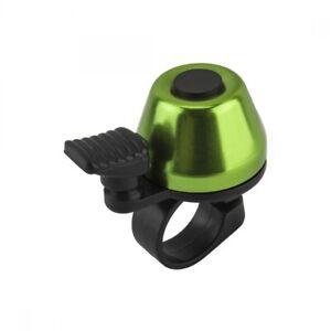 SUNLITE Candy Mini Mallet Alloy Anodized Green Bike Bell