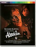 Absolution - Limited Edition Blu Ray [Blu-ray] [Region Free] [DVD][Region 2]