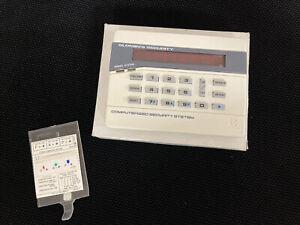 ✅ New - Napco Gemini GEM-RP8 Keypad Control Panel Security System