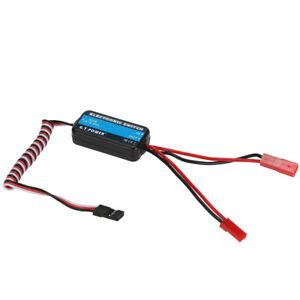 Fernsteuerungsschalter RC Teile G.T.POWER 4 - 8.4V Elektrischer Schalter