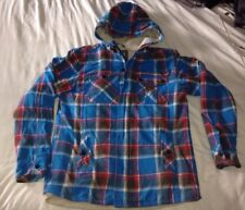 Next Boys Hooded Shirt Jacket Age 14 Years.