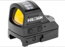 Holosun Open Reflex 32Mmx24Mm 3 Reticle Qd 32Moa Crcl Green He507Cgr
