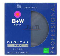 B+W 72mm F-PRO CPL Circular Polarizing MRC Multi-Resistant Coating S03M Filter