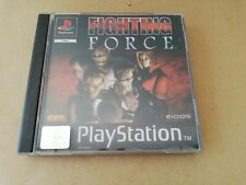 Fighting Force Playstation 1 Gioco PS1 PAL ITA