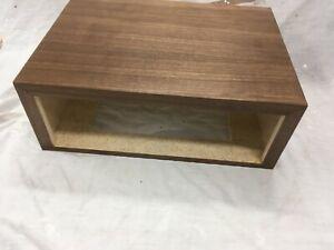McIntosh replica L10W Walnut Wood Cabinet Case C11 MR55 MR 65, C20 tuner preamp