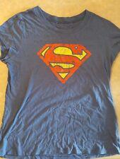 DC'S Superman size 2XL juniors  t-shirt