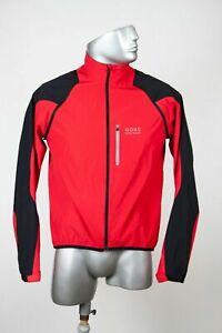 Gore Bike Wear Windstopper® Cabrio Jacke Größe L.