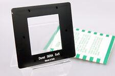 Sed sidia negativo máscara para diapositivas 5x5 para sed m605 m670 ac650 09566 etc