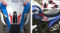 Kit adesivi 3D protezioni serbatoio moto compatibili BMW S1000XR sport dal 2020