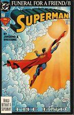 1993 March Superman DC Comic Book #10