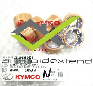 KYMCO UXV700i CVT ROLLER WEIGHTS