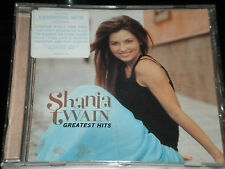 Shania Twain - Greatest Hits - CD Album - 2004 - 21 Great Tracks
