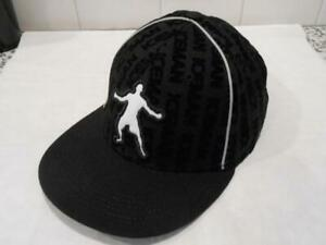 Rare! New Licensed MMA Chuck Liddell Iceman Cage Fighter Flexfit Hat B84
