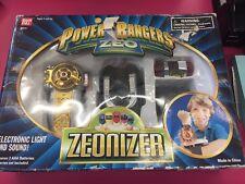 VTG (1996) BANDAI - Mighty Morphin Power Rangers Zeo GOLD ZEONIZER (NOS)