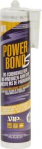 2 x VIP 'Power Bond S' Windscreen MS-Polymer Sealant Bonder Black - VIP13Bx2