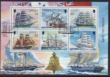 Jersey 2013. Visiting Tall Ships  MS1776 F/U