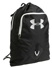 UNDER ARMOUR UNDENIABLE Backpack Bags Black Unisex Casual Sack Bag 1261954-001