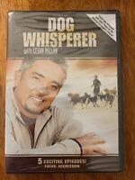 Dog Whisperer with Cesar Millan: Aggression (DVD, 2006)