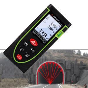 Handheld Digital Laser Point Measure Distance Meter Tape Range Finder Waterproof