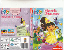 Dora The Explorer-Fairytale Adventure-2007-Animated DTE-DVD