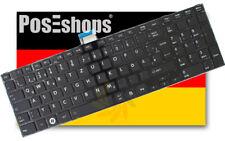 Orig. QWERTZ Tastatur für Toshiba Satellite C870 C870D Serie DE mit Rahmen Neu