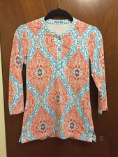 J. MCLAUGHLIN 3/4 Sleeve Top Blouse Size: XS