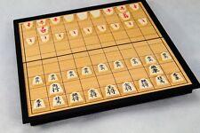 "Shogi, Japanese Chess 9.8"" foldable magnetic chessboard"