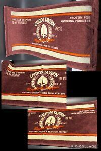 Firefly JAYNE COBB Hero of Canton TAVERN Mudders Milk DISH TOWEL Loot Crate NEW