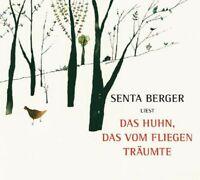 SENTA BERGER - DAS HUHN,DAS VOM FLIEGEN TRÄUMTE 3 CD NEW HWANG,SUN-MI