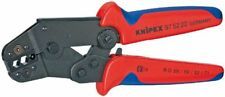 Knipex 97-52-20 Short Crimping Pliers w/ Lever Transmission