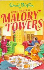 Enid Blyton Story: Malory Towers - Book 4: UPPER FOURTH AT MALORY TOWERS - NEW
