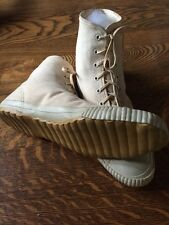 Antique Old Vintage Mint Basketball Shoes Mint Sneakers keds 8.5