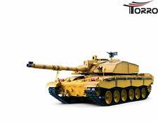 Challenger 2 RC Panzer 2.4 GHz 1/16 Heng Long Torro-Edition 6mm Metallgetriebe