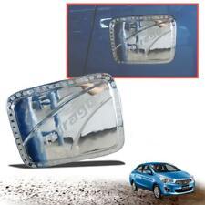 Fit Mitsubishi Attrage 2013-2016 Fuel Oil Tank Cap Cover Chrome