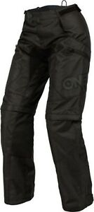 O'Neal Apocalypse Womens MX Offroad Over The Boot Pants Black