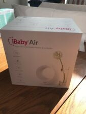 IBABY AIR-WHITE  SMART AIR MONITOR & IONIC Ships N 24h