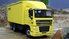 DAF 95 XF TAUTLINER TRUCK - DIECAST REPLICA - JOAL 357 - 1:50 SCALE - NEW IN BOX