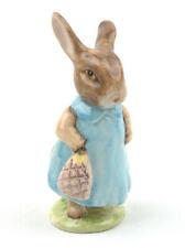 Beswick Beatrix Potter Figurine - Mrs. Flopsy Bunny BP-3b