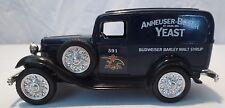 Ertl 1932 Ford Delivery Van Anheuser-Busch Budweiser Bank Diecast