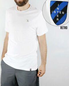 Inter Mailand Tee KIT STORY TELL Freizeit T-shirt 2019 20 Herren weiß Baumwoll