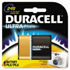 Duracell Ultra 245 - 6.0 volt Lithium Photo Battery 2CR5 #DL245B
