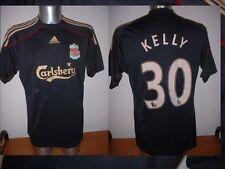 Liverpool Adult Large Shirt Jersey Football Soccer Adidas KELLY 30 Top Trikot