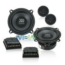 """*NEW* MOREL TEMPO ULTRA 502 5-1/4"""" 2-Way CAR AUDIO COMPONENT SPEAKER SYSTEM 5.25"""