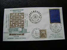 LUXEMBOURG - enveloppe 25/6/1963 (cy25)