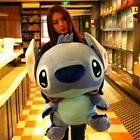 LARGE DISNEY CUTE LILO STITCH PLUSH DOLL BEAR KIDS GIRL SOFT TOY XMAS GIFT 55CM