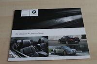 123696) BMW M6 Coupe + Cabrio - individual - Prospekt 01/2009