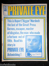 April Private Eye Weekly News & General Interest Magazines