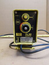 Electromagnetic Dosing Pump A151-391S1 *FREE SHIPPING*