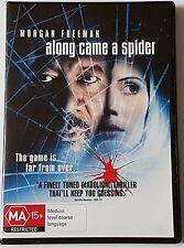 ALONG CAME A SPIDER DVD MORGAN FREEMAN (#DVD00320)