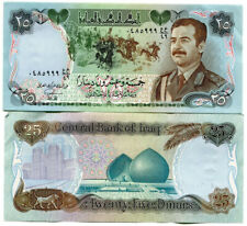 IRAQ  25 Dinar UNCIRCULATED BANKNOTE